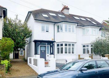 Thumbnail 5 bed semi-detached house for sale in Sunbury Avenue, London