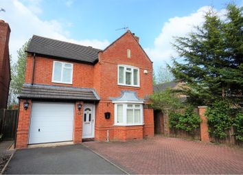Thumbnail 4 bed detached house for sale in Whitehead Drive, Warwick