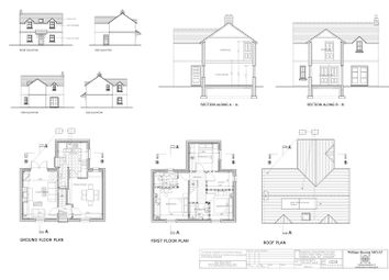 Thumbnail 4 bed detached house for sale in Upper Nash, Lamphey, Pembroke