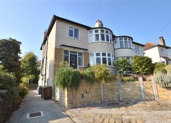 Thumbnail 5 bed semi-detached house for sale in Oakwell Mount, Roundhay, Leeds