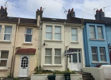 Thumbnail 6 bed terraced house to rent in Milner Road, Brighton, East Sussex