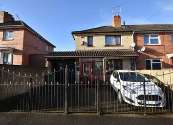 Thumbnail 3 bed end terrace house for sale in Salcombe Road, Knowle West, Bristol