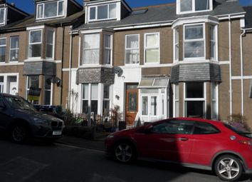 Thumbnail 5 bed terraced house for sale in Ayr Terrace, St. Ives, Cornwall