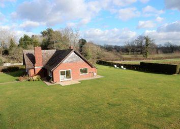 Thumbnail 3 bed detached bungalow for sale in Vesper Hawk Lane, Smarden, Ashford