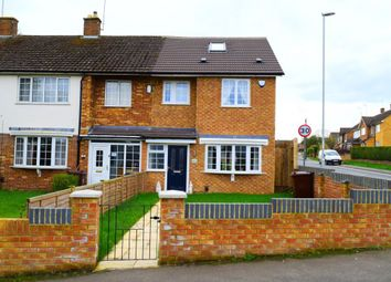 Thumbnail 3 bed property to rent in Harlestone Road, Northampton