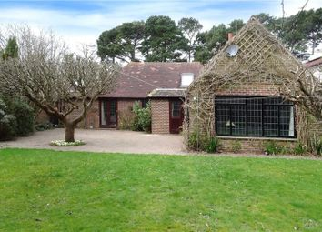 Thumbnail 3 bed detached bungalow for sale in Station Road, Angmering, Littlehampton