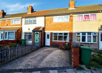 Thumbnail 2 bed terraced house for sale in Helene Grove, Grimsby, Lincolnshire