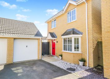 Thumbnail 4 bedroom detached house for sale in Gull Way, Chatteris