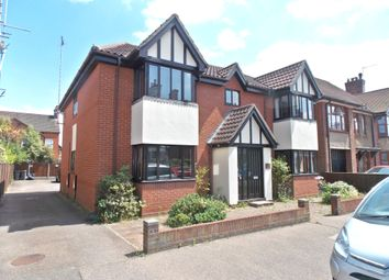Thumbnail 2 bed flat to rent in Tomline Road, Felixstowe