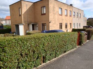 Thumbnail 2 bed flat to rent in Blacklaw Road, Dunfermline