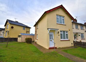 Thumbnail 2 bed end terrace house for sale in Chetwode Place, Aldershot