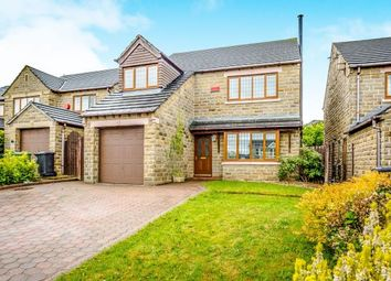 Thumbnail 4 bed detached house for sale in Hawthorne Way, Shelley, Huddersfield, West Yorkshire