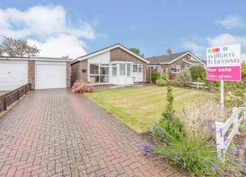 Thumbnail 3 bed detached bungalow for sale in Millfield, Ashill, Thetford