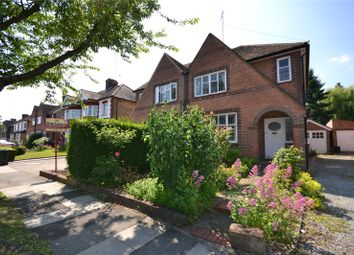 Thumbnail 3 bedroom semi-detached house to rent in Chanctonbury Way, Woodside Park
