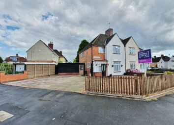 3 bed semi-detached house for sale in Camville Road, Leicester LE3
