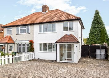 Thumbnail 3 bed property for sale in Salcot Crescent, New Addington, Croydon
