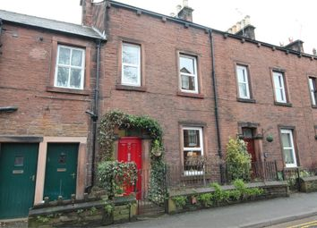 Thumbnail 3 bed town house for sale in Bath Terrace, Penrith, Cumbria