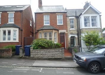Thumbnail 3 bed semi-detached house to rent in William Street, Marston, Oxford