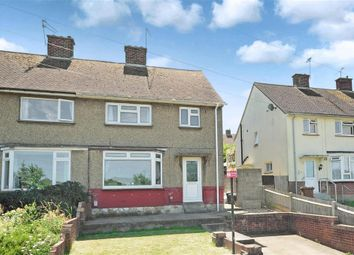 Thumbnail 3 bed semi-detached house for sale in Cunningham Crescent, Chatham, Kent