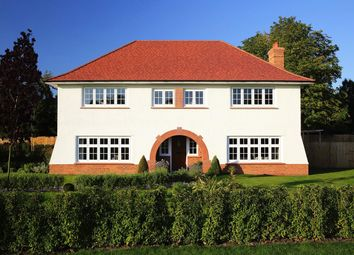 Thumbnail 5 bed detached house for sale in Woodford Garden Village, Chester Road, Woodford, Cheshire