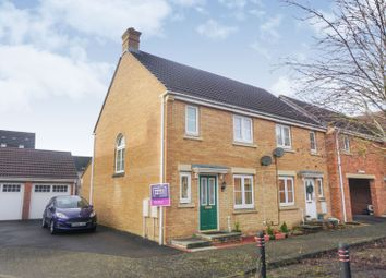 3 bed semi-detached house for sale in Kempe Way, Weston-Super-Mare BS24