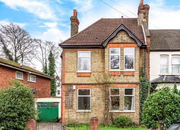 Thumbnail 3 bedroom semi-detached house for sale in Vincent Road, Addiscombe, Croydon