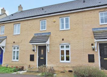 Thumbnail 3 bed terraced house for sale in Meridian Close, Hardwick, Cambridge