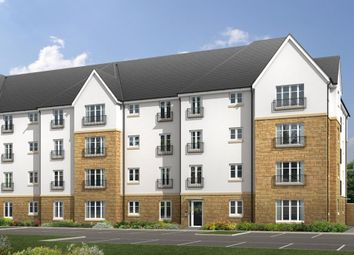 "Thumbnail 2 bedroom flat for sale in ""Willow"" at Liberton Gardens, Liberton, Edinburgh"