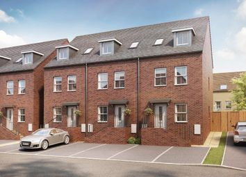 "Thumbnail 3 bedroom end terrace house for sale in ""Norbury"" at Bankside, Banbury"