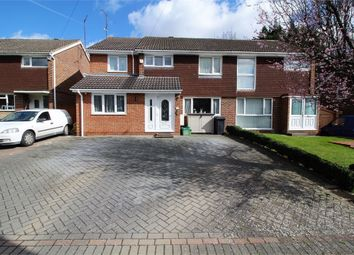 Thumbnail 4 bedroom semi-detached house for sale in Ferndale Avenue, Reading, Berkshire