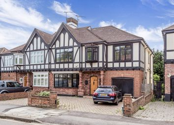 Thumbnail 5 bed semi-detached house to rent in Princes Avenue, Woodford Green