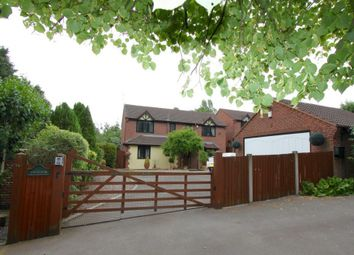 Thumbnail 4 bed detached house for sale in Billborough Road, Trowell Moor