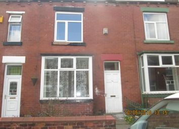 Thumbnail 2 bed terraced house to rent in Woodgate Street, Bolton
