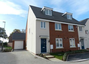 Thumbnail 4 bed semi-detached house to rent in Back Queens Retreat, Cheltenham
