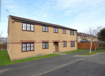 Thumbnail 1 bed flat for sale in Wessex Walk, Westbury