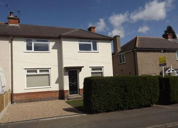 Thumbnail 3 bedroom semi-detached house for sale in Greatorex Avenue, Allenton, Derby, Derbyshire