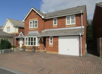 Thumbnail 4 bed detached house for sale in Ger Y Nant, Birchgrove, Swansea, City And County Of Swansea.