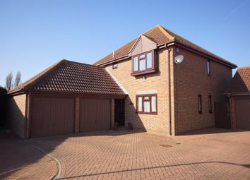 Thumbnail 4 bed detached house for sale in Chertsey Close, Shoeburyness, Southend-On-Sea