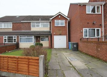 Thumbnail 4 bed semi-detached house for sale in Alkrington Close, Unsworth, Bury
