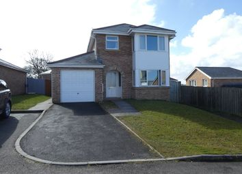 Thumbnail 3 bed detached house for sale in Cwrt Y Brenin, Ffosyffin, Aberaeron