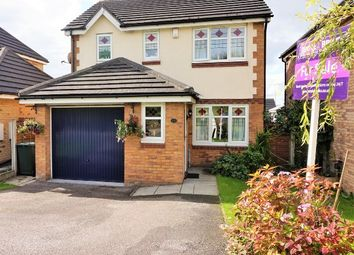 Thumbnail 3 bed detached house for sale in Brookwater Drive, Shipley