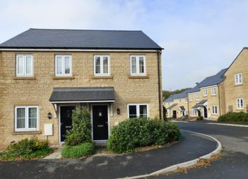 Thumbnail 2 bed semi-detached house for sale in Bicknell Close, Northleach, Cheltenham