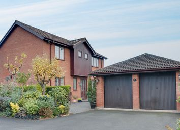 Thumbnail 4 bed detached house for sale in Fairford Close, Redditch