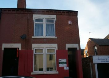 Thumbnail 4 bed property to rent in Luther Street, Leicester