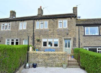 Thumbnail 2 bed cottage for sale in Moor Hey Lane, Holywell Green, Halifax