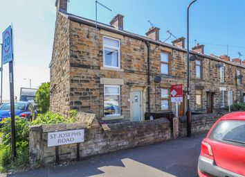 Thumbnail 2 bed end terrace house for sale in St. Josephs Road, Handsworth, Sheffield