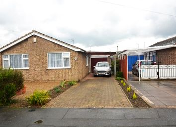 Thumbnail 3 bed detached bungalow for sale in 10 Iris Close, Burbage, Leicestershire