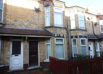 Thumbnail 2 bedroom terraced house to rent in The Avenue, Hampshire Street, Hull