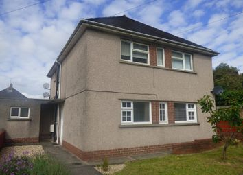 Thumbnail 2 bed flat to rent in Llygad Yr Haul, Caewern, Neath .