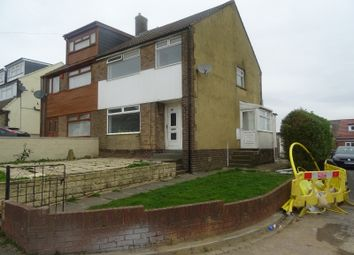 Thumbnail 3 bedroom semi-detached house to rent in Heather Grove, Bradford